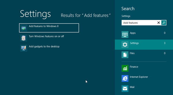 Install Windows Media Center Windows 8
