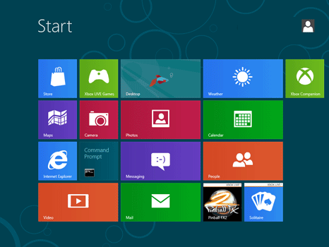 Move Tile Windows 8 Start Screen
