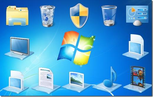 иконки для windows 7 скачать: