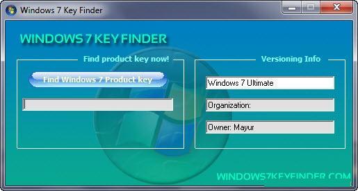 acer windows 7 ultimate product key