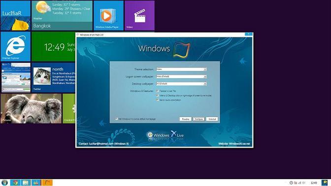 Windows 8 UX Pack 2.0
