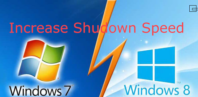 Mempercepat Shutdown Windows 7