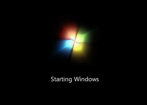 Boot Screen Windows 7