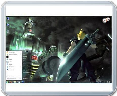 Cloud Final Fantasy