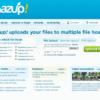Gazup: Cara mudah upload ke berbagai file hosting