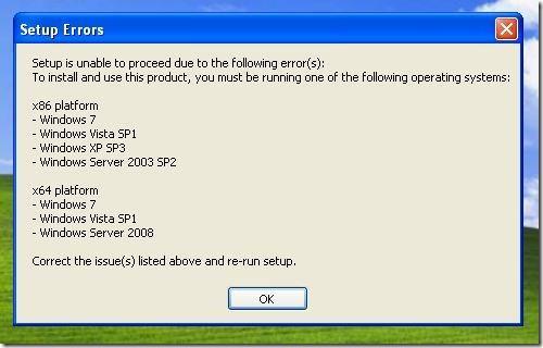 cara mengaktifkan office 2010 di windows xp