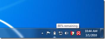 Baterai Windows Laptop