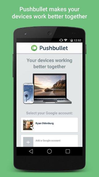Push Bullet