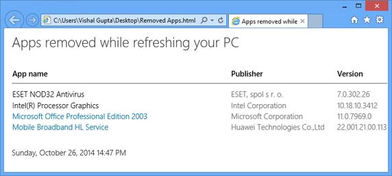 Refresh PC Windows 8 (2)