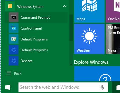 hanya sebagian kecil pengguna Windows yang perlu menjalankan Command Prompt sebagai Admin Cara Praktis Run As Administrator Command Prompt di Windows 10