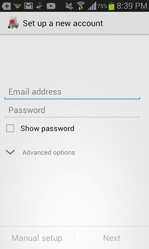Aplikasi K-9 Mail