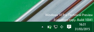 Baterai Windows 10