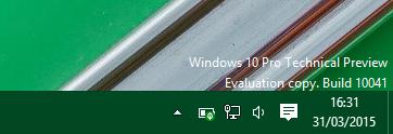 Baterai Windows 10