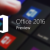 Download Gratis Preview Microsoft Office 2016