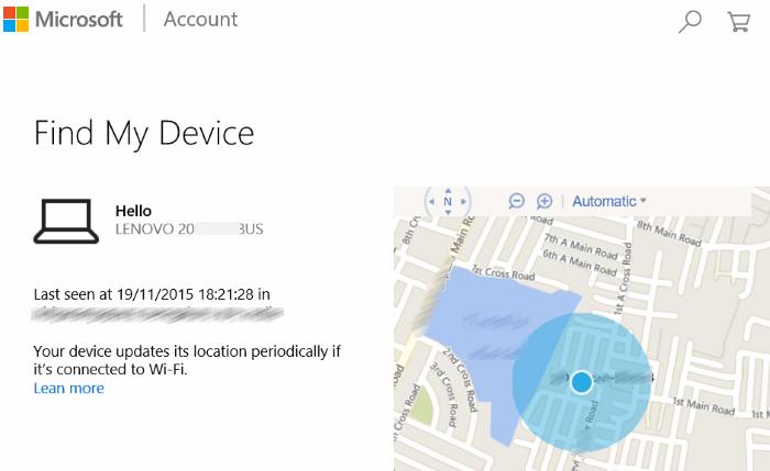 Mencari Laptop / Tablet Windows 10 Hilang Dengan Find My ...