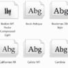 Cara Menghapus dan Install Font di Windows 10