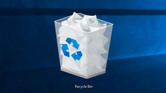 Icon Recycle Bin