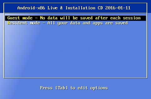 Install Remix OS