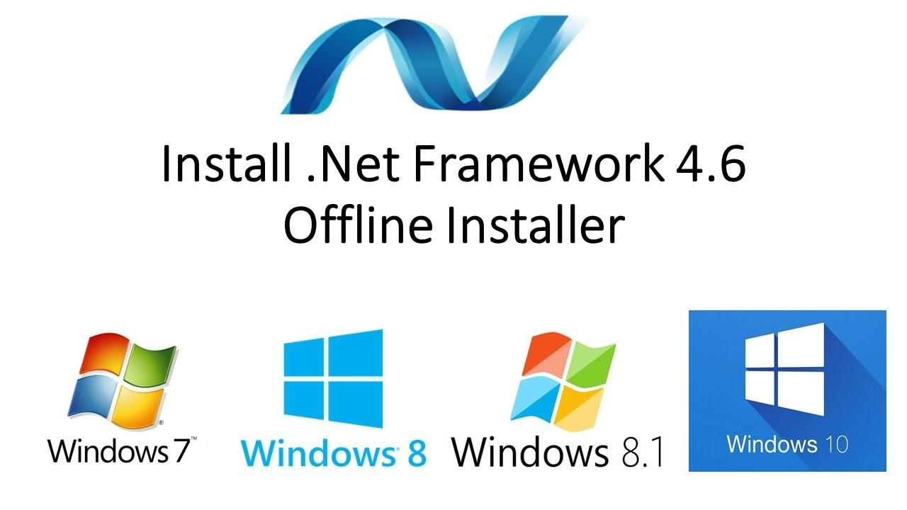 .NET framework 4.6.2 Offline Installer