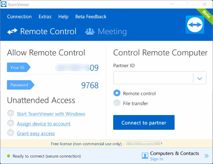 Meskipun ketika ini sudah sangat aneka macam aplikasi pengendali komputer jarak jauh sepe Download TeamViewer 12 Terbaru Untuk Windows Gratis