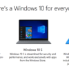 Perbedaan Windows 10 S / Windows 10 Pro / Windows 10 Home