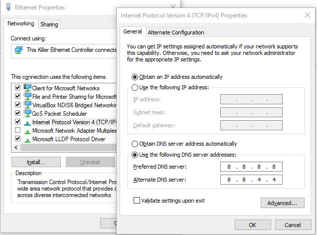 Cara Mengubah DNS di Windows 10 Terbaru