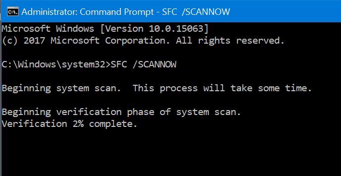 Pernahkah Anda mengalami sistem error ketika memakai Windows  Cara Memperbaiki File Corrupted / Missing di Windows 10