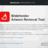 Cara Menghapus / Uninstall Adware Dengan Bitdefender Adware Removal Tool