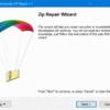 Cara Extract File ZIP Rusak / Corrupted Menggunakan ZIP Repair