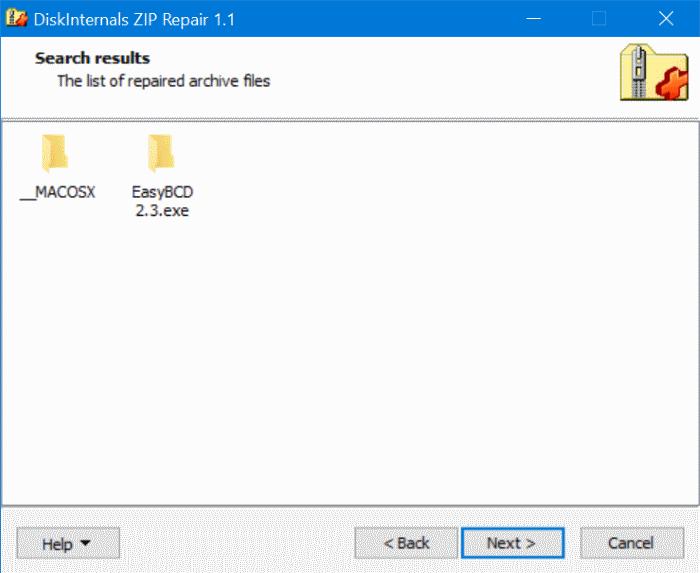 Cara Extract File ZIP Rusak/Corrupted Menggunakan ZIP Repair