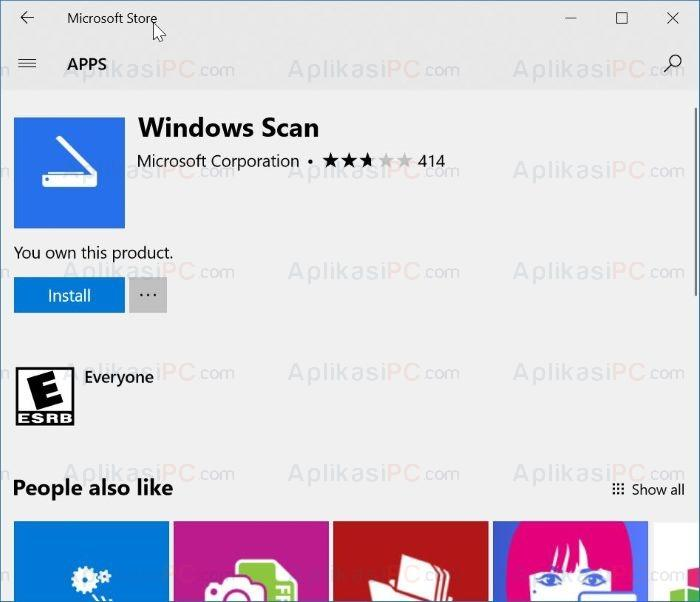 Windows Scan