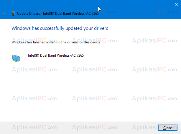 Device Manager - Install Driver