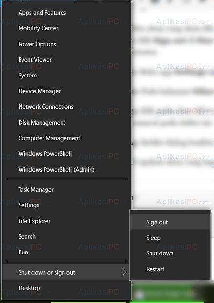 kita juga sanggup masuk ke desktop memakai akun Microsoft Cara Hapus Akun Microsoft di PC Windows 10 via Settings