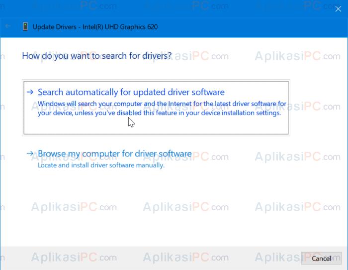 Jika Anda gres saja menginstall Windows  Download Driver VGA Intel Graphics Terbaru Untuk Windows 10