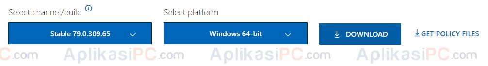 Download Edge Chromium Offline Installer