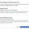 Cara Hapus akun Facebook, Twitter, dan LinkedIn Permanen