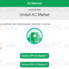 Tutorial Download & Install ACMarket PC 2021