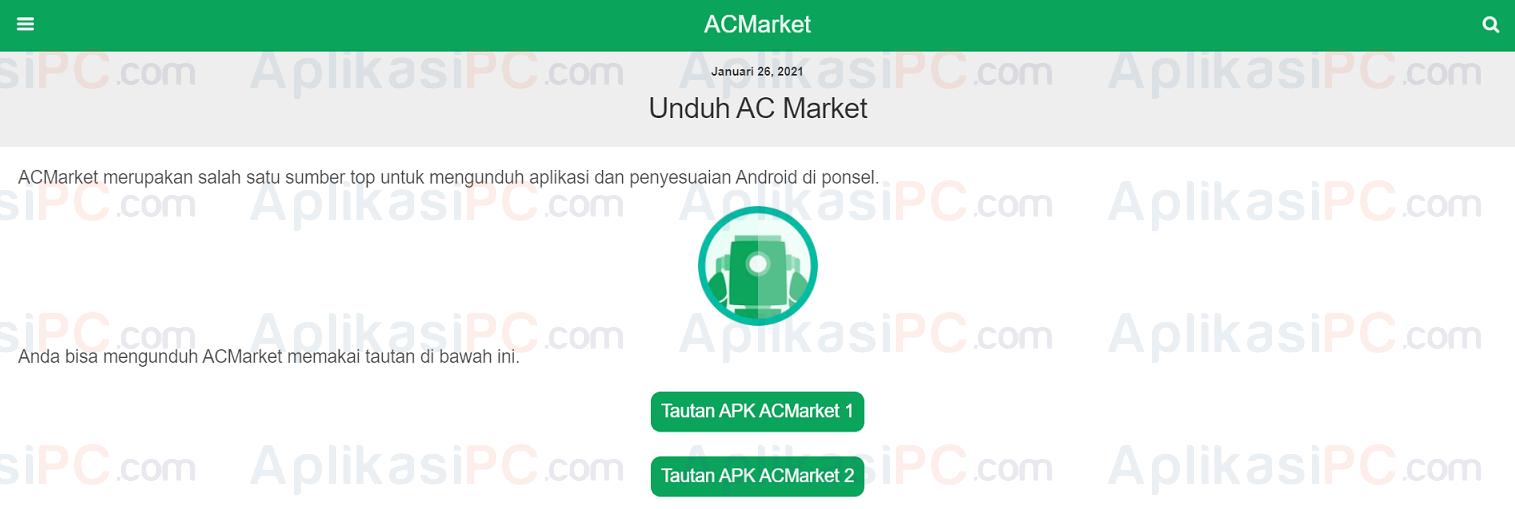 ACMarket Download
