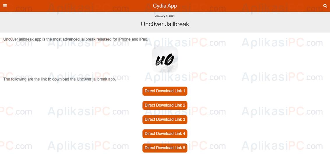 Download Unc0ver Jailbreak
